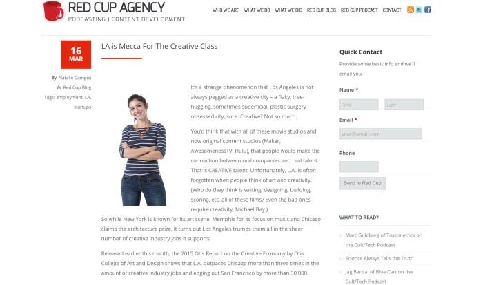 creatiive class